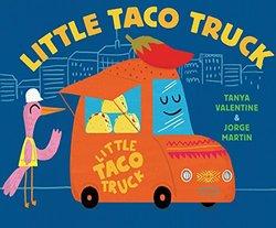 Little Taco Truck book