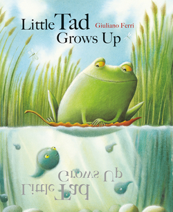 Little Tad Grows Up book