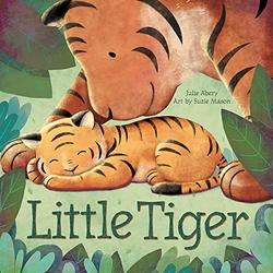 Little Tiger book