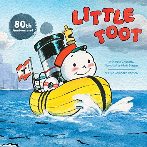 Little Toot book