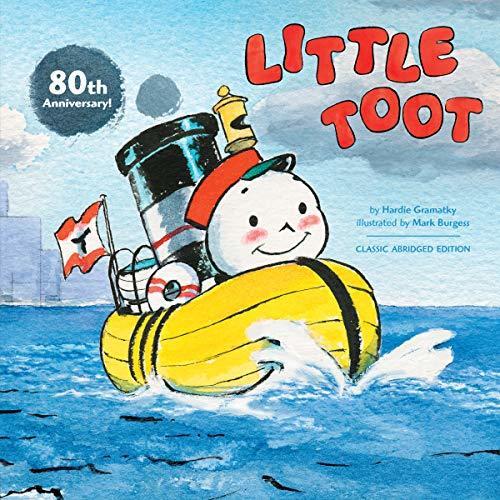 Little Toot book
