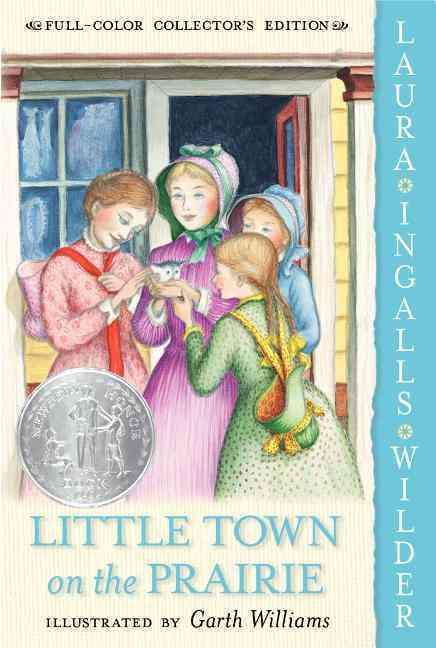 Little Town on the Prairie book