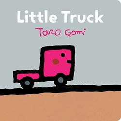Little Truck book