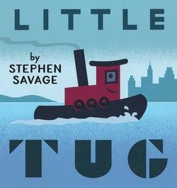 Little Tug book