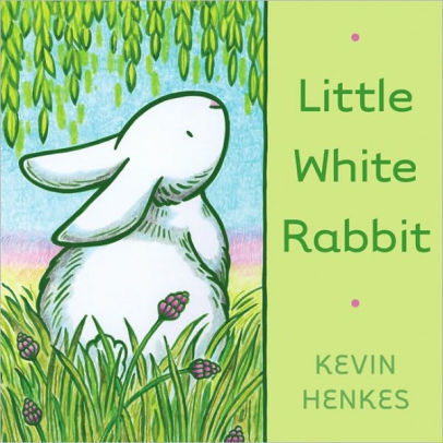 Little White Rabbit book