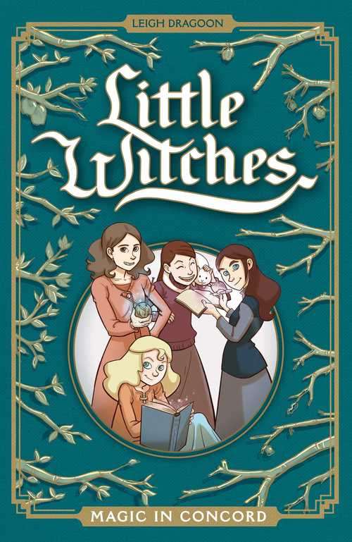 Little Witches book