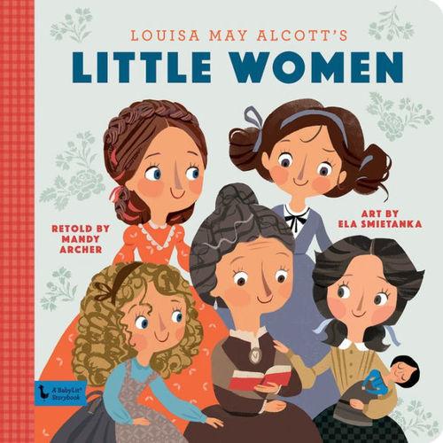 Little Women: A Babylit Storybook book
