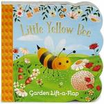 Little Yellow Bee: Garden Lift-a-Flap book