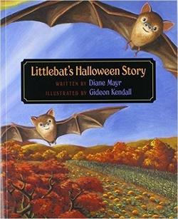 Littlebat's Halloween Story book