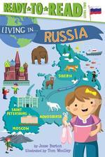 Living in . . . Russia book