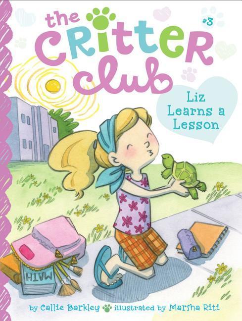 Liz Learns a Lesson book
