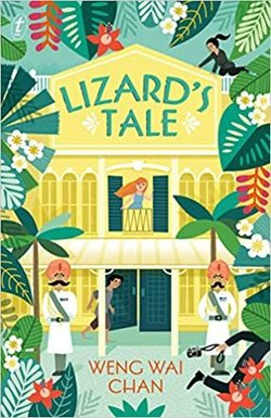 Lizard's Tale book
