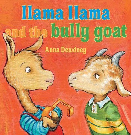 Llama Llama and the Bully Goat book