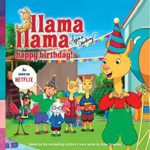 Llama Llama Happy Birthday! book