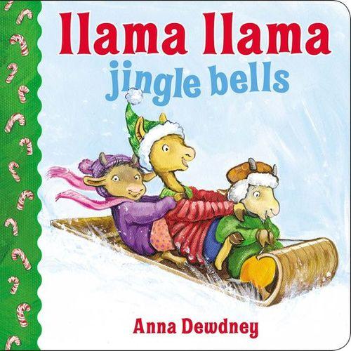Llama Llama Jingle Bells book