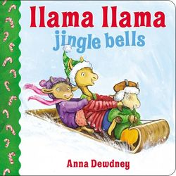 Llama Llama Jingle Bells book
