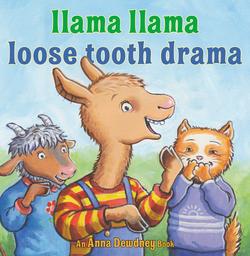 Llama Llama Loose Tooth Drama book