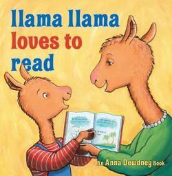 Llama Llama Loves to Read book