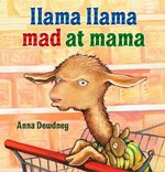 Llama Llama Mad at Mama book