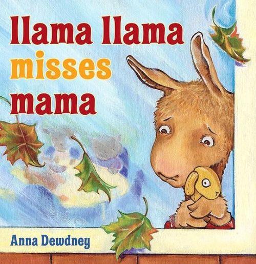 Llama Llama Misses Mama book