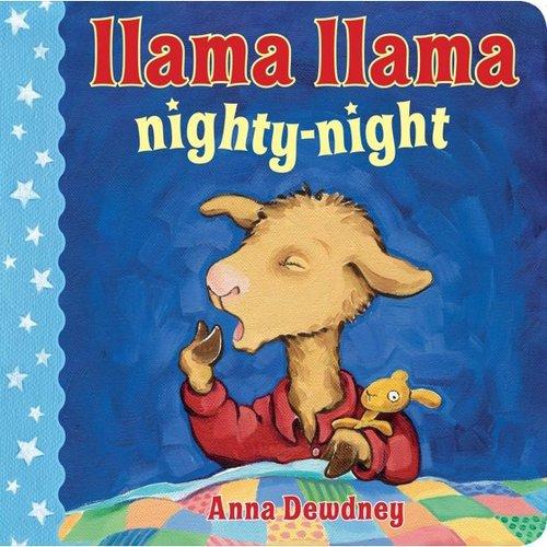 Llama Llama Nighty-night book