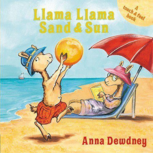 Llama Llama Sand and Sun book