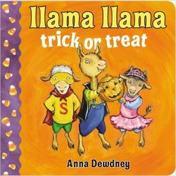 Llama Llama Trick Or Treat book