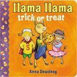 Llama Llama Trick Or Treat book