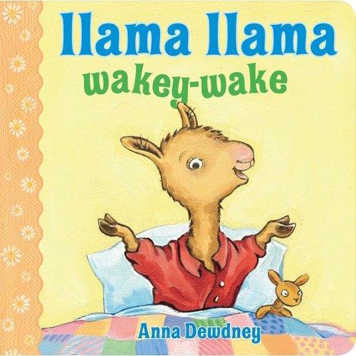 Llama Llama Wakey-Wake Book