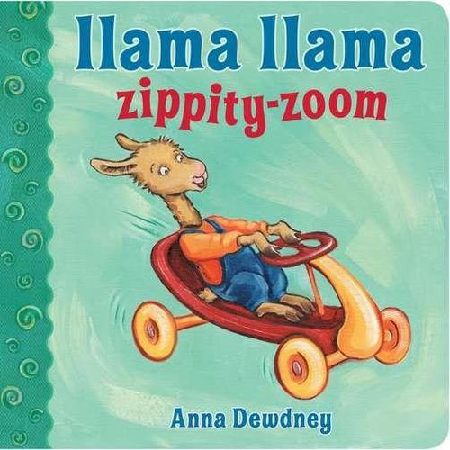 Llama Llama Zippity-zoom book