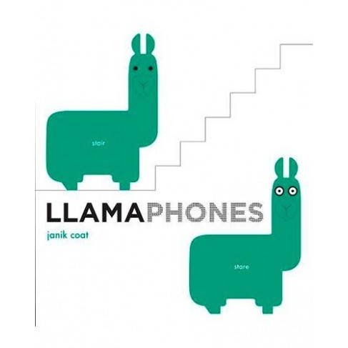 Llamaphones book