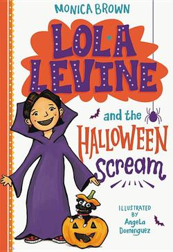 Lola Levine and the Halloween Scream book