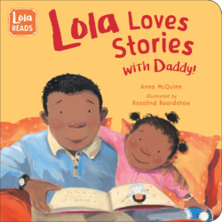 Lola Loves Stories with Daddy book