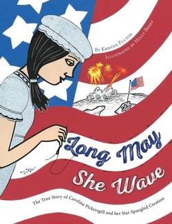 Long May She Wave book