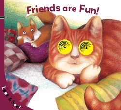Look & See: Friends Are Fun! book