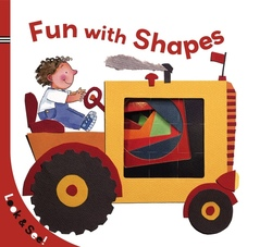 Look & See: Fun with Shapes book