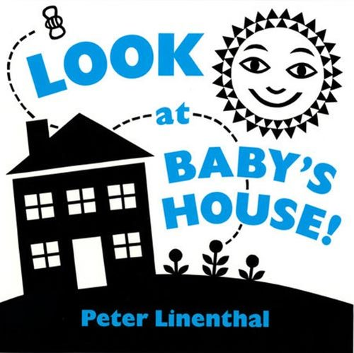 Look at Baby's House! book