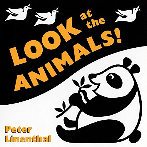 Look at the Animals! book