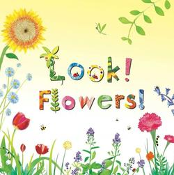 Look! Flowers! book