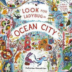 Look for Ladybug in Ocean City book