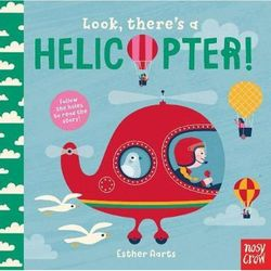 Look, There's a Helicopter! book