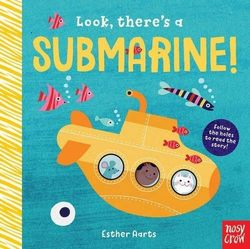 Look, There's a Submarine! book