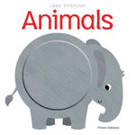 Look Through: Animals book