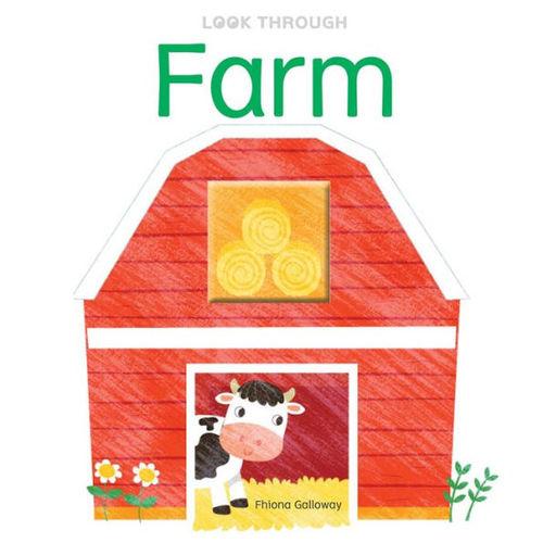 Look Through: Farm book