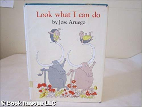 Look what I can do book