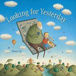 Looking for Yesterday book