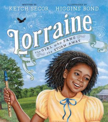 Lorraine book