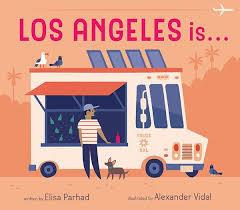 Los Angeles is . . . book