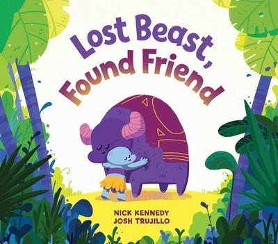 Lost Beast, Found Friend book