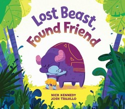 Lost Beast, Found Friend book
